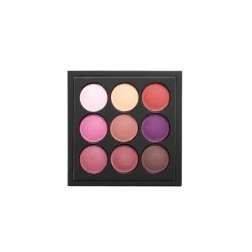Colorful Cosmetics Private Label Matte Makeup Cosmetic Eye Shadow 9 Color Eyeshadow Palette