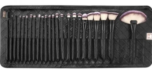Cosmetic Makeup Brush with New Fashion Pouch
