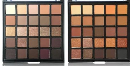 Colors Makeup Palette with OEM Packaging