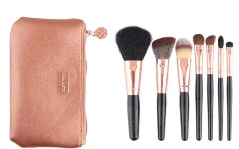 OEM Travel Cosmetic Brush Set
