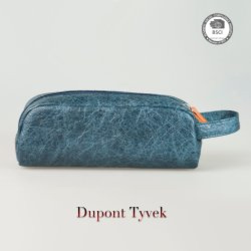 Hot Sale DuPont Tyvek Cosmetic Bag for Makeup or Travel